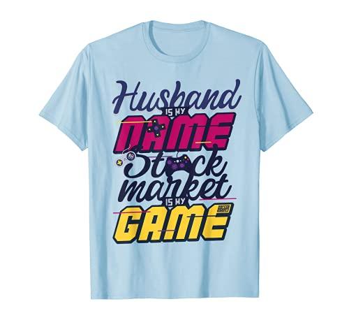 EHEMANN NAME AKTIENMARKT SPIEL FOREX AKTIENHANDEL T-Shirt