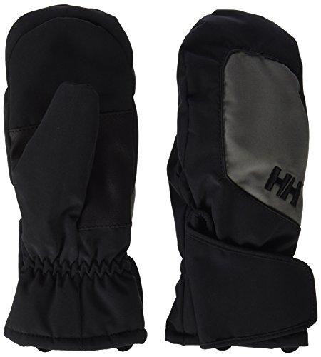 Helly Hansen 67822 Moufles Mixte Enfant, Noir, FR : L (Taille Fabricant : L)