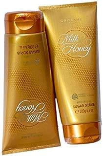 Oriflame Milk & Honey Gold Smoothing Sugar Scrub