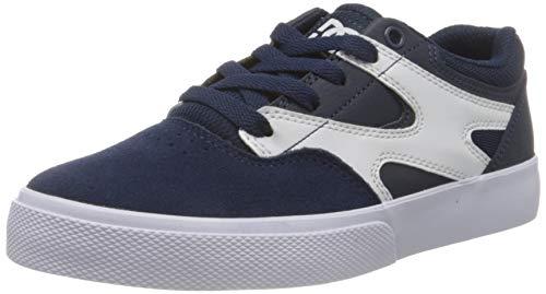 DC Shoes Kalis Vulc - Shoes - Schuhe - Kinder - EU 36 - Blau
