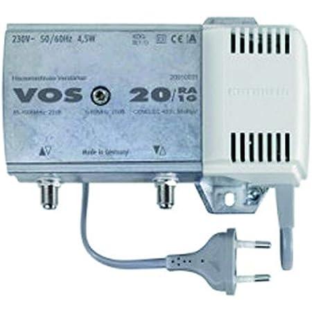 Kathrein Vos 20 Ra 1g Hausanschluss Verstärker Elektronik