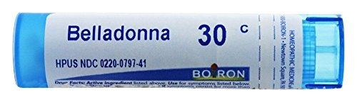 Boiron Belladonna 30C Homeopathic Medicine for Fever