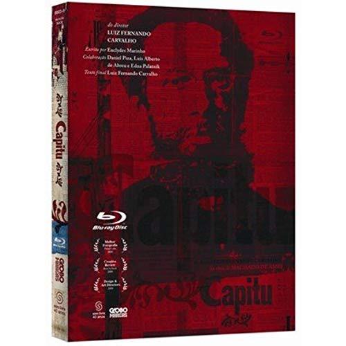 Capitu (Machado de Assis) - (TV Mini Series) (2 PCs)