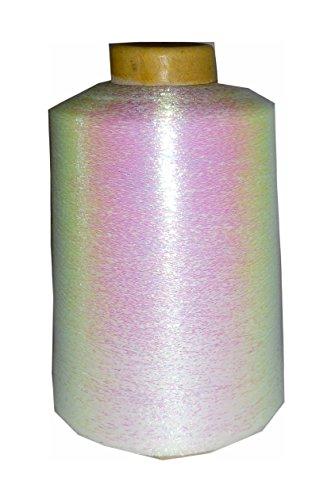 DELTA... 1bobinas de Hilo poliéster Hilo máquina de Broder Hilo de Bobina para Pro, 5000m Color nacarado