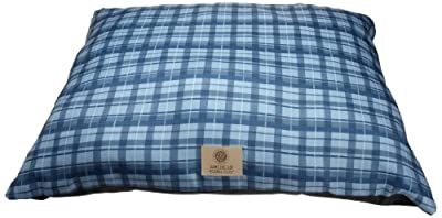 American Kennel Club Plaid Pillow Bed