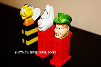 Cereal Character Mini Pez Dispensers Set Trix Rabbit , Lucky from Lucky Charms, and the Bee From Honey Nut Cheerios