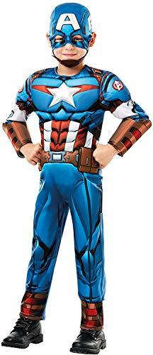 - Captain America Film Kostüm