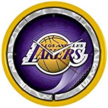 Authentic Street Signs NBA Sports Team Plasma Clock