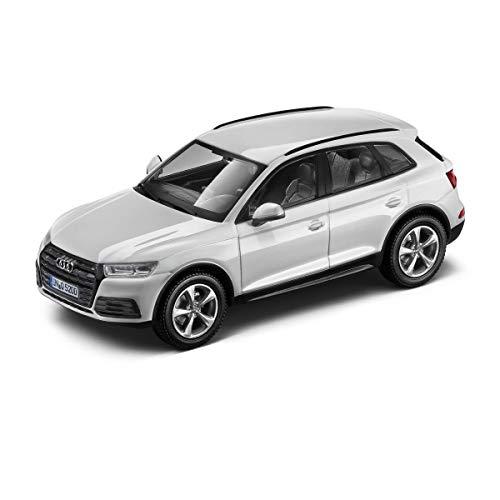 Audi Q5 1:43 Gletscherweiss