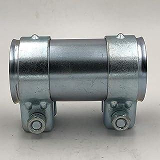 Schelle Reparatur Verbinder Auspuffrohr für Ø 45x125 mm EDELSTAHL