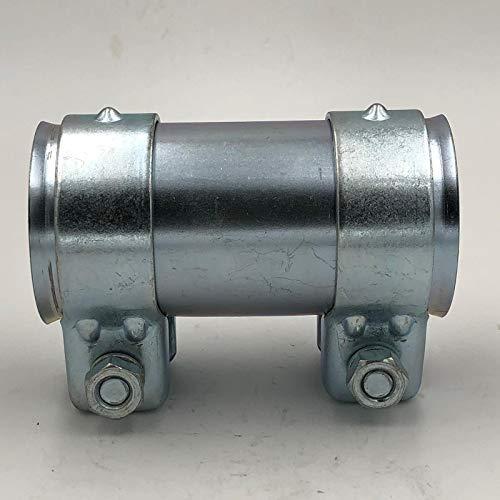 Rohrverbinder Doppelschelle Reparatur Auspuff 67 mm x 125 mm