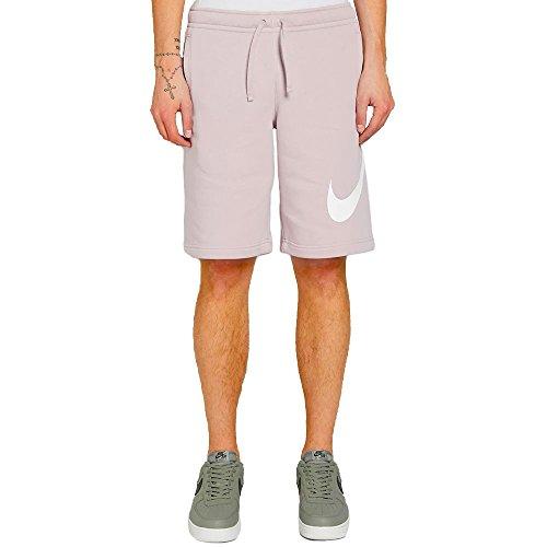 Nike Herren M Nsw Club Exp Bb Shorts, Rosa (Partikel Rosa/Weiß), XL