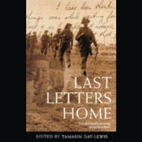 Last Letters Home cover art