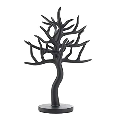 Black Tree Jewelry Holder