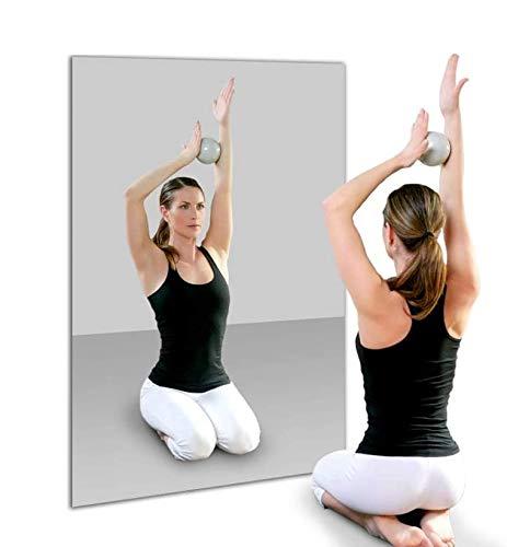TroySys 36' x 72' MiraSafe Single Gym Mirror Kit