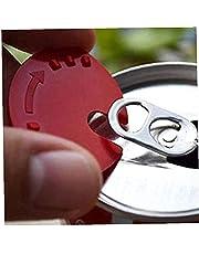 Froiny Ölburk täcka 5 st burkar tätare användbar dryck burk lock läsk dryck snaps toppar flasklock