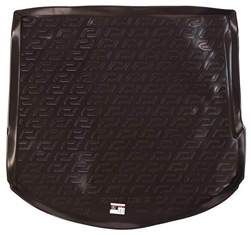 SIXTOL Auto Kofferraumschutz für die Ford Mondeo IV Turnier/Combi Maßgeschneiderte antirutsch Kofferraumwanne für den sicheren Transport von Einkauf, Gepäck und Haustier