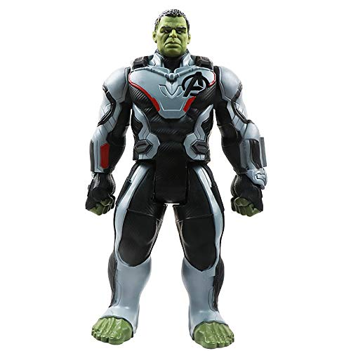 Haus Dekoration 30cm Marvel Super Heroes Avengers Endgame Thanos Hulk Captain America Thor Wolverine Gift Action Figure Spielzeug Puppe for Kid Boy (Color : S no Box)