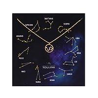 Soulink 宇宙占星術 星座 熱帯星座 サークルネックレス