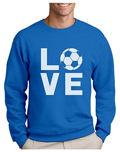 Green Turtle T-Shirts Sudadera para Hombre - Regalos para Deportistas, Regalos Futbol - Love Soccer -