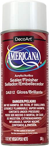Plastercraft Acrylic Sealer/Finish Aerosol Spray 6oz-Gloss