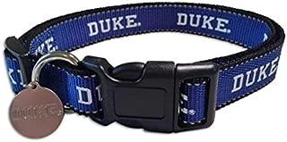 Sporty K9 Duke Blue Devils Reflective Dog Collar - Small