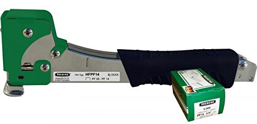 PREBENA® Hefthammer HFPF14 inkl. Befestigungsmittel