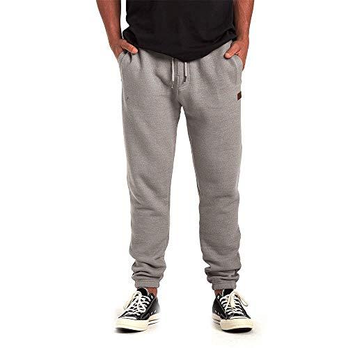 BILLABONG™ Balance-Hose mit Bündchen – elastische Hose für Herren U1PT08BIF0 Gr. 41-44.5, hellgrau