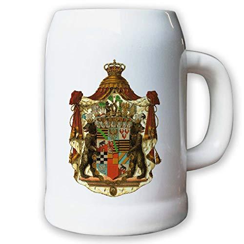 Krug/Bierkrug 0,5l - Herzogtum Anhalt Sachsen-Anhalt Dessau #9440