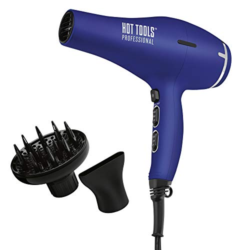 HOT TOOLS Professional 2000 Turbo Ionic Hair Dryer