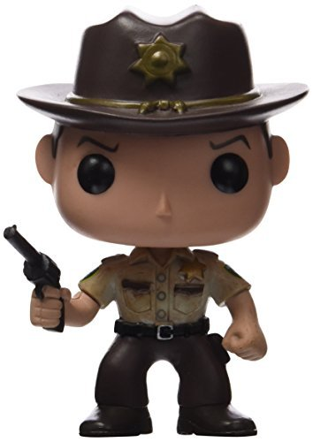 Funko Pop The Walking Dead: Rick Grimes by