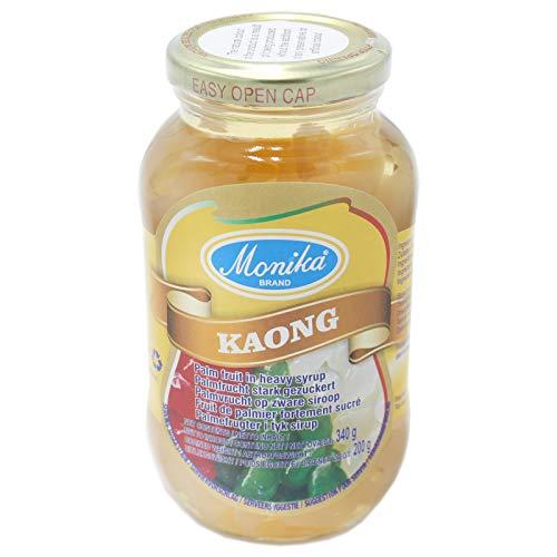 2 x Monika Kaong Palmfrucht gezuckert 340g Thot Not (Papa Vo®)