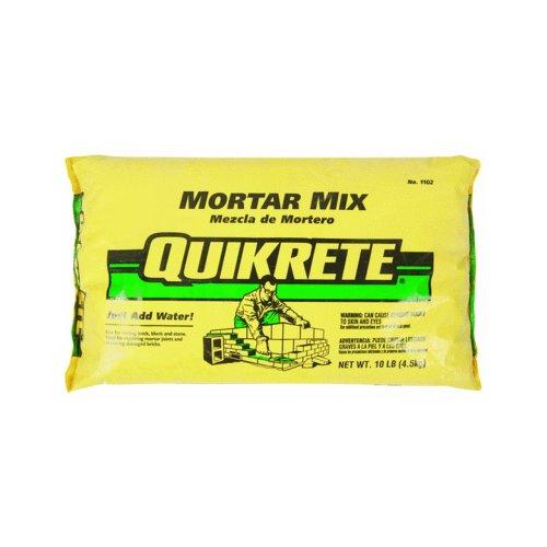 Quikrete Mortar Mix Bag 10 Lbs.