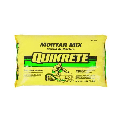 Quikrete Mortar Mix Bag 10 Lbs.