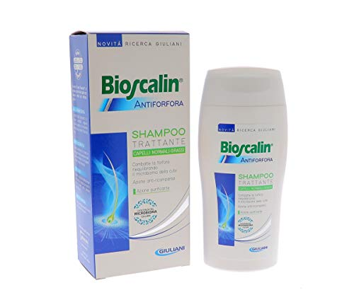 Bioscalin Shampoo ANTIFORFORA - Trattante Anti-Forfora - 200ml (Capelli Normali-Grassi)