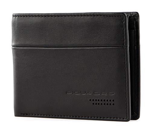 Piquadro Urban RFID Portafoglio nero