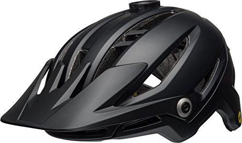 BELL Sixer MIPS Cycling Helmet, Matt/Gloss Black, Medium (55-59 cm)