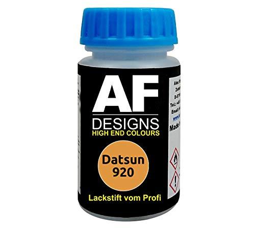 Lápiz Retoque por Datsun 920 Gold de Secado Rápido Pintura del Coche 50ml