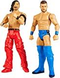 WWE- Battle Pack Finn Balor vs Shinsuke Nakamura Playset con 2 Personaggi, GBN58
