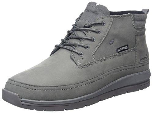 Boxfresh Herren CRYSER Chukka Boots, Grau (Grau), 45 EU