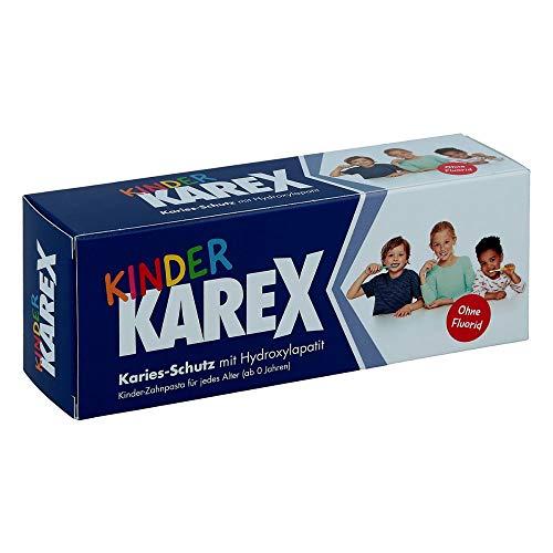 KAREX Kinder Zahnpasta 50 ml