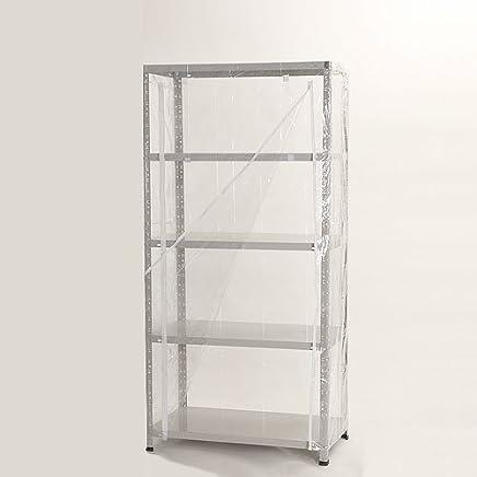ビニールカバー6型用 幅120×奥行60×高さ180cm用 透明