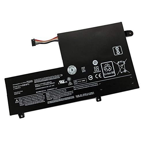 Uniamy Replacement Battery For Lenovo 5B10K10186, 5B10J40590, Edge 2-1580, Flex 3-1580, Yoga 500 14ISK, L14M3P21, L14L3P21