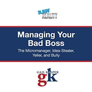 Managing Your Bad Boss audiobook cover art