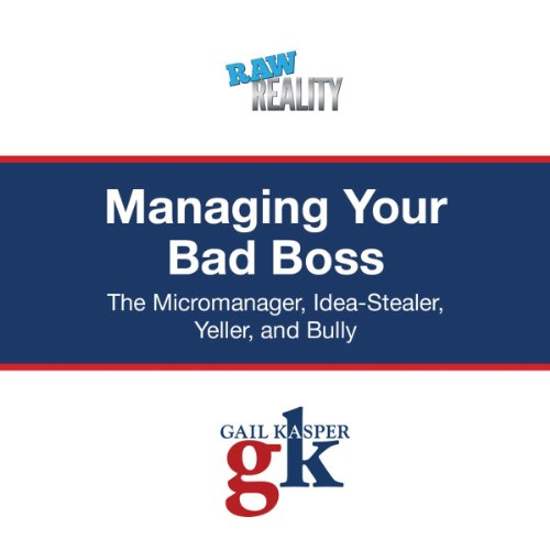 Managing Your Bad Boss cover art