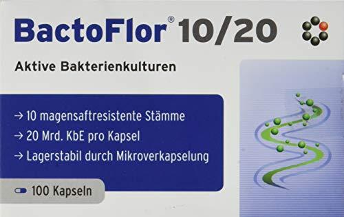 BACTOFLOR 10/20 Kapseln, 100 St
