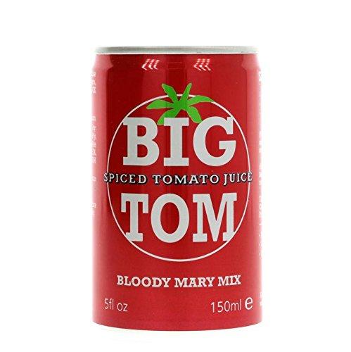 Big Tom | Spiced Tomato Mix | 24 x 150ml