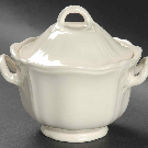 Queen's Plain Sugar Bowl & Lid by Wedgwood | Replacements, Ltd.