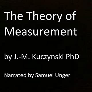 The Theory of Measurement cover art