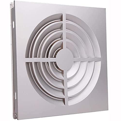 wsxc Ventilador de Escape, soplador de ventilación Ultra Delgado con Motor de Cobre Puro y rodamiento de Bolas, para hogares y Diversos Lugares públicos extracción de Humos